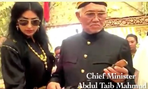 Taib cousins caught red-handed - explosive new video vindicates BMF's corruption allegations