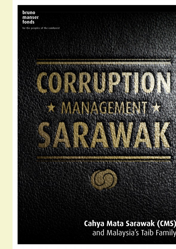 Taib family's Cahya Mata Sarawak received over USD 1.4 billion in state contracts
