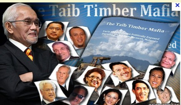 Taib familys illicit assets estimated at over 20 billion US dollars